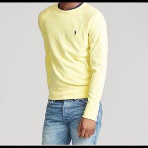 Ralph Lauren -Men's Cotton Spa Terry Sweatshirt XL